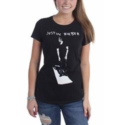 Justin Bieber - Womens Jb Floort T-Shirt