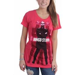 Ringo Starr - Womens Standing Jr T-Shirt