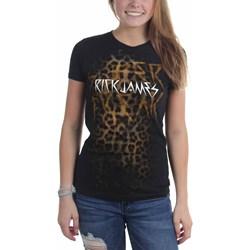 Rick James - Womens Leopard Super Freak T-Shirt