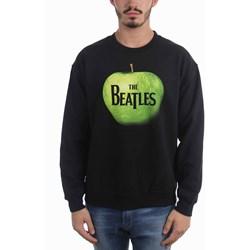 The Beatles - Mens Apple Crewneck Fleece Sweater