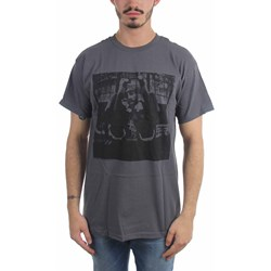 Tupac - Mens Bold Charcoal T-Shirt