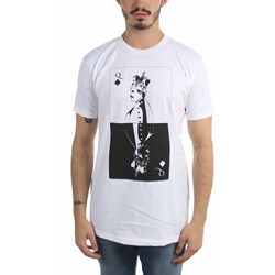 Freddie Mercury - Mens Bw Card T-Shirt