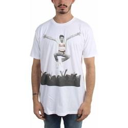 Freddie Mercury - Mens Flash Jump Crowd T-Shirt