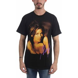 Shania Twain - Mens Vintage Sepia T-Shirt