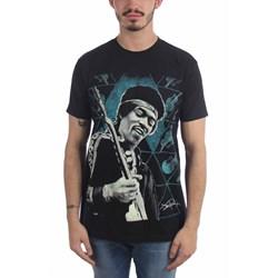 Jimi Hendrix - Mens Geometric T-Shirt