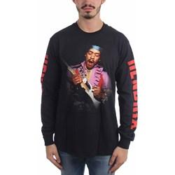 Jimi Hendrix - Mens Live In Waikiki Long Sleeve T-Shirt