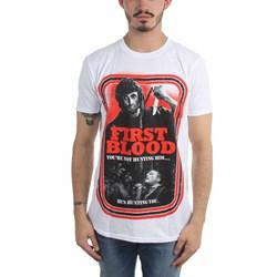 Studiocanal - Mens Rambo T-Shirt