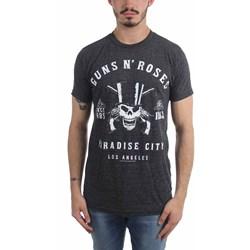 Guns N Roses - Mens Street Sign Spencer T-Shirt