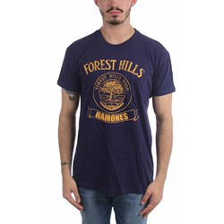 Ramones - Mens Forest Hills T-Shirt