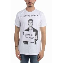 Justin Bieber - Mens What Do You Mean T-Shirt