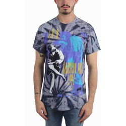Guns N Roses - Mens Illusions Tour Tie Dye T-Shirt