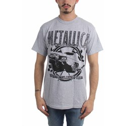 Metallica - Mens Burning Hard T-Shirt