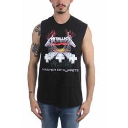 Metallica - Mens Mop Muscle Tank Top