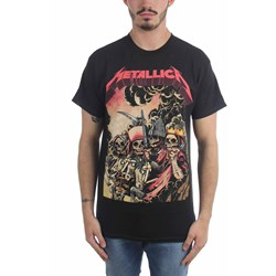 Metallica - Mens The Four Horsemen T-Shirt