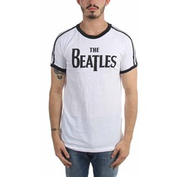 The Beatles - Mens Logo Soccer T-Shirt
