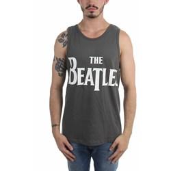 The Beatles - Mens Logo Tank Top
