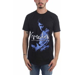 Jimi Hendrix - Mens Atlanta Pop Guitar T-Shirt