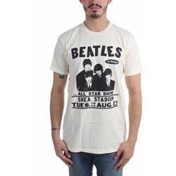 The Beatles - Mens Shea Stadium T-Shirt