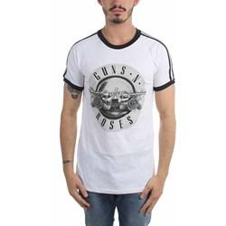 Guns N Roses - Mens Bullet Logo T-Shirt