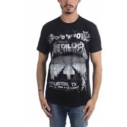 Metallica - Mens Damage On Tour T-Shirt
