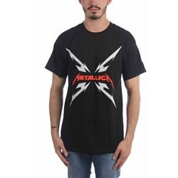 Metallica - Mens Mirrored T-Shirt