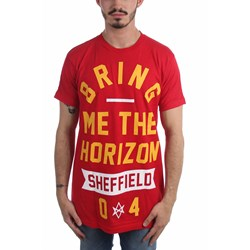 Bring Me The Horizon - Mens Big Text T-Shirt