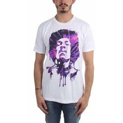Jimi Hendrix - Mens Psychedelic T-Shirt