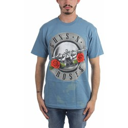 Guns N Roses - Mens Faded Roses T-Shirt