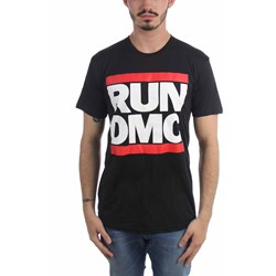 Run Dmc - Mens Logo Active T-Shirt