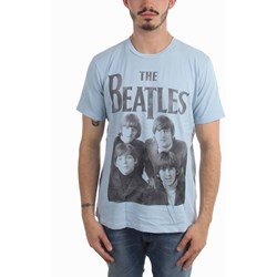 The Beatles - Mens Bea P66 004 Thebeatles T-Shirt