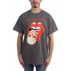 Rolling Stones - Mens Skull Tongue Tshirt T-Shirt