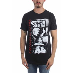 5 Seconds Of Summer - Mens Stacked Photos T-Shirt