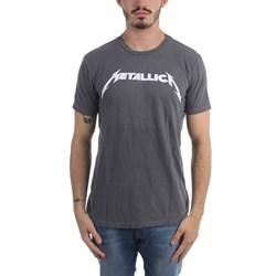 Metallica - Mens Classic Logo T-Shirt
