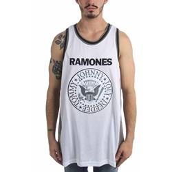 Ramones - Mens Ramones Basketball Basketball Jersey