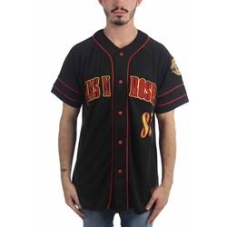 Guns N Roses - Mens Baseball Raglan Shirt