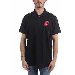Rolling Stones - Mens Rolling Stones Polo Polo Shirt