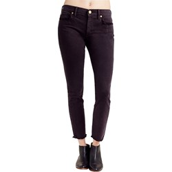 True Religion - Womens Halle Cropped Skinny Jeans