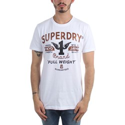 Superdry - Mens Full Weight Entry T-Shirt