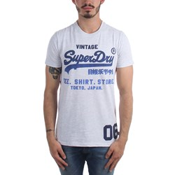 Superdry - Mens Shirt Shop Fade T-Shirt