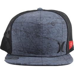 Hurley - Mens Jjf Maps Trucker Adjustable Hat