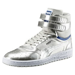 Puma - Womens Sky Ii Hi Explosive Hightop Sneakers