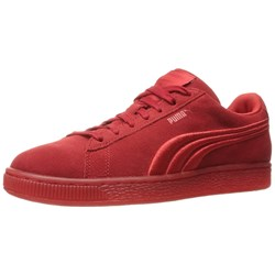 Puma - Mens Suede Classic Badge Iced Sneakers