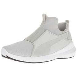 Puma - Womens Rebel Mid Sneakers
