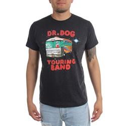 Dr. Dog - Mens Space Bus Black T-Shirt
