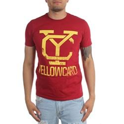 Yellowcard - Mens Yc Logo T-Shirt