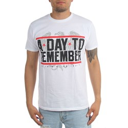 A Day To Remember - Mens Hardcore T-Shirt
