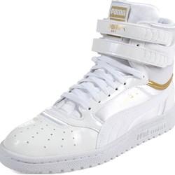 Puma - Womens Sky Ii Hi Explosive Hightop Sneakers