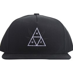 Huf - Mens 420 Triple Triangle Snapback Hat