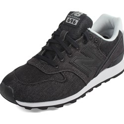 New Balance - Womens 696 Cotton Denim Shoes