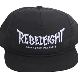 Rebel8 - Mens Discarded Snapback Hat